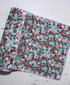 Rose Garden – Reusable Kitchen Roll – Set of 6