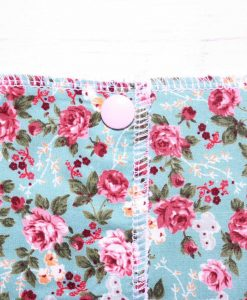 Rose Garden - Reusable Kitchen Roll - Set of 6