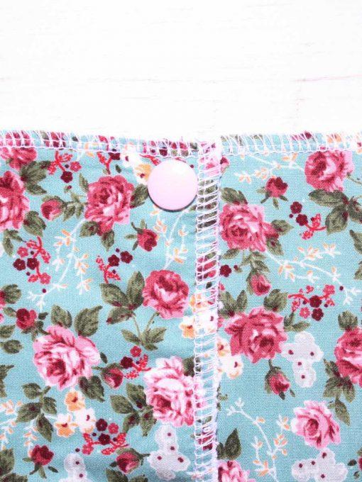 Rose Garden – Reusable Kitchen Roll – Set of 6