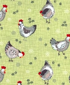 Chickens Reusable Kitchen Roll