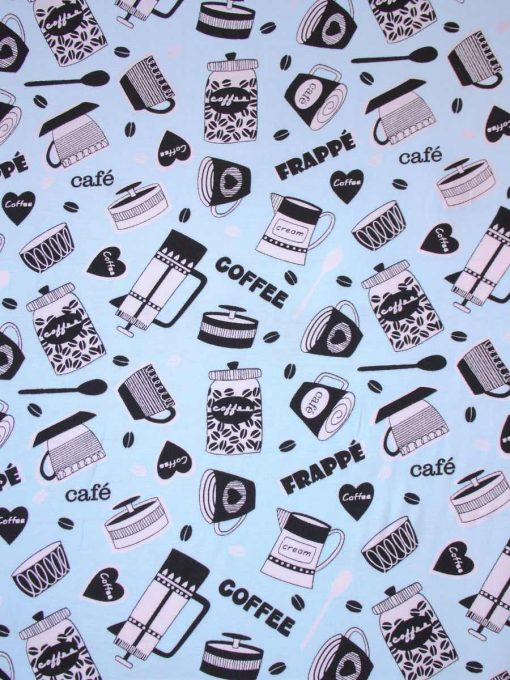Barista Blue Reusable Kitchen Roll
