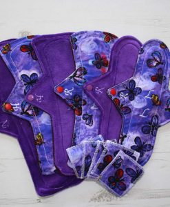 Cloth Pad Starter Set - 10