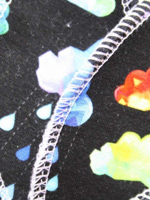 Crystal Rainclouds Interlabial pads - set of 4
