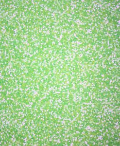 Green Glitter Cotton Jersey