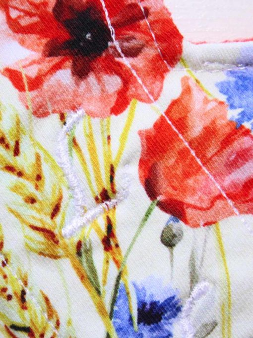 "Cloth Pad Starter Set - 4 x 8"" Slim Sub Liner | Meadow"