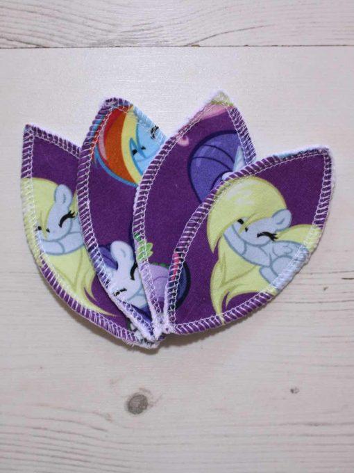 Sleeping Ponies Interlabial pads – set of 4
