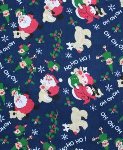 Christmas Ho Ho Ho Reusable Kitchen Roll