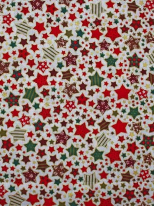 Christmas-Stars-Cotton