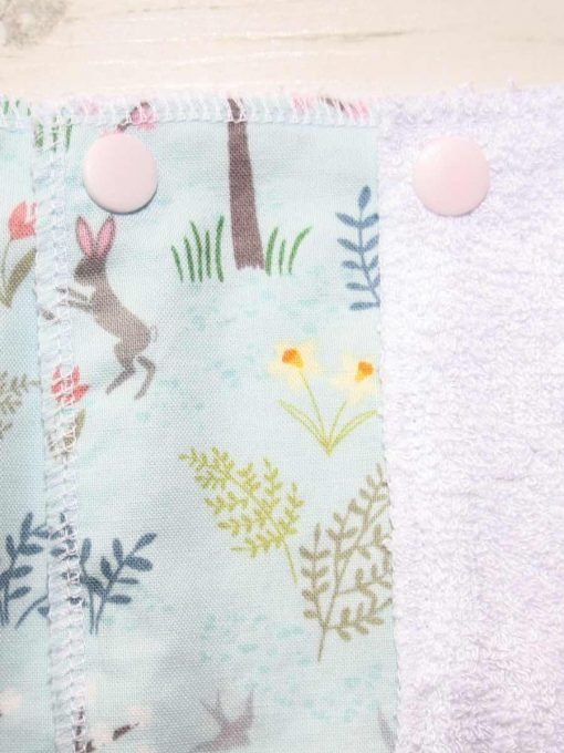 Woodland Aqua - unPaper Towel and unSponge set