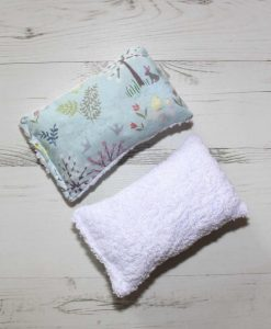 Woodland Aqua – unPaper Towel and unSponge set