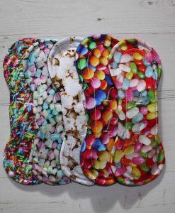 Cloth Pad Starter Set – 5 x 8″ Regular | Sweet Shop
