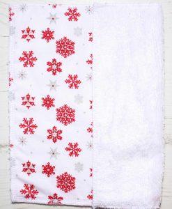 Snowflake Cotton Gift Box