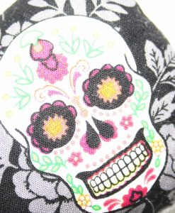 Day of the Dead Flowers - Reusable sponge