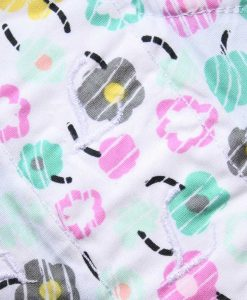 11″ Light Flow cloth pad | Flower Breeze Cotton | Aqua Wind Pro Fleece | Luna Landings | Slim Sub 2