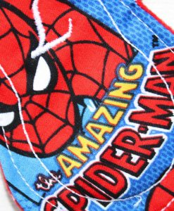 8″ Light Flow cloth pad | Amazing Spiderman Cotton | Red Wind Pro Fleece | Luna Landings | Slim Sub 2