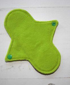 8″ Regular Flow cloth pad   Christmas Stockings Cotton   Lemongrass Wind Pro Fleece   Luna Landings   Sub 3