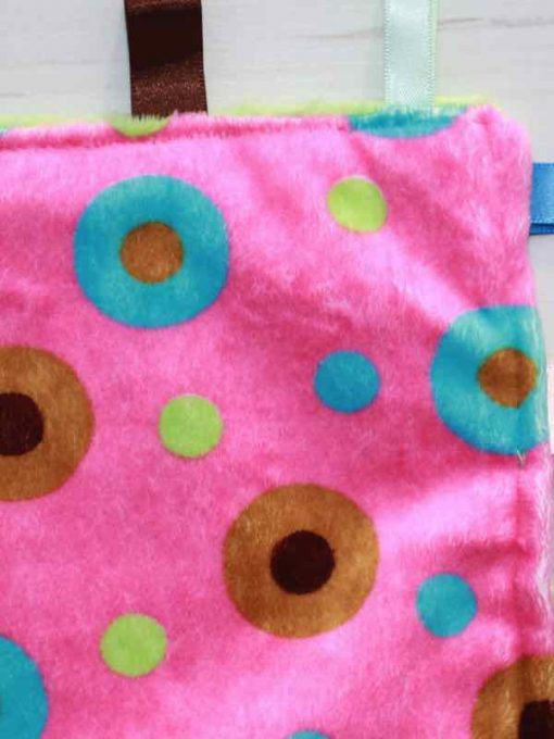 Pink Allsorts Taggie 2