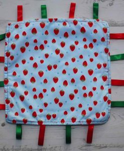Strawberries Taggie