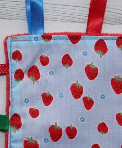 Strawberry Taggie