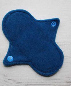 6″ Regular Flow cloth pad | Ultimate Spiderman Cotton | Blue Wind Pro Fleece | Luna Landings | Sub 3