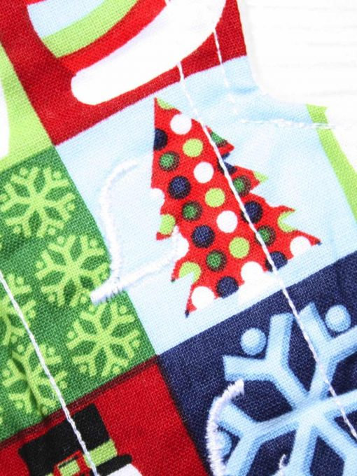 8″ Liner cloth pad   Christmas Clipart Checkerboard Cotton   Cream Wind Pro Fleece   Luna Landings   Slim Sub