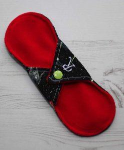 8″ Regular Flow cloth pad | Star Wars X Wing Cotton | Red Wind Pro Fleece | Luna Landings | Sub 4