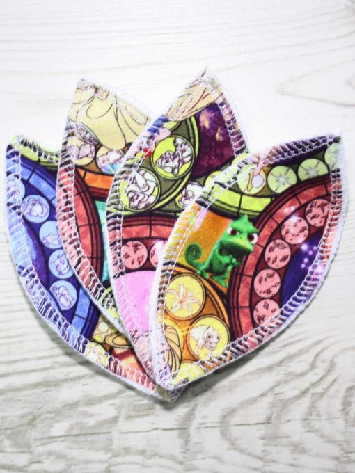 Royal Glass Interlabial pads - set of 4