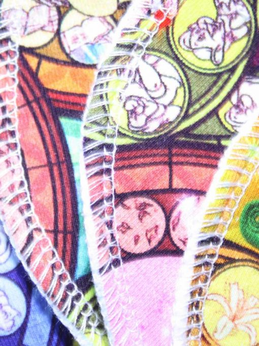 Royal Glass Interlabial pads – set of 4
