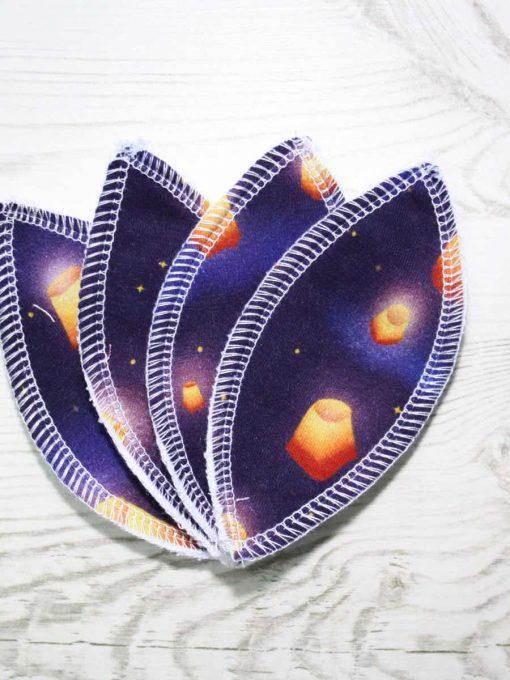 Lanterns Interlabial pads – set of 4