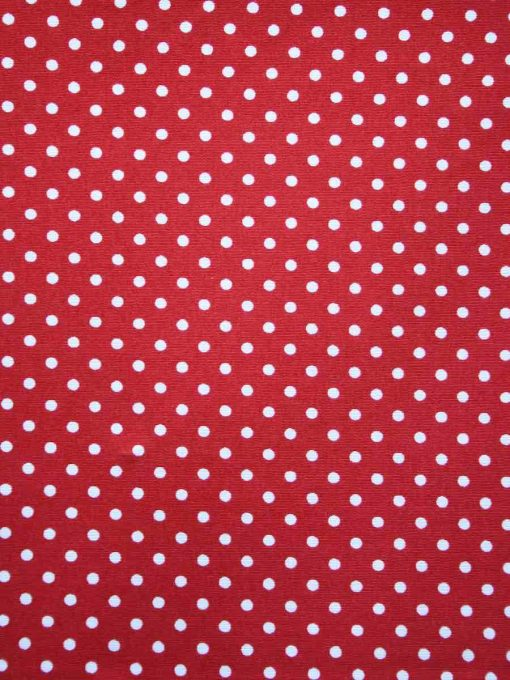 Red-Dobby-Spot-Cotton