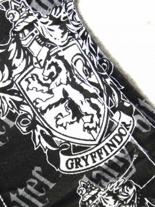 12″ Heavy Flow cloth pad | Gryffindor Cotton | Charcoal Wind Pro Fleece | Luna Landings | Double Flare 2