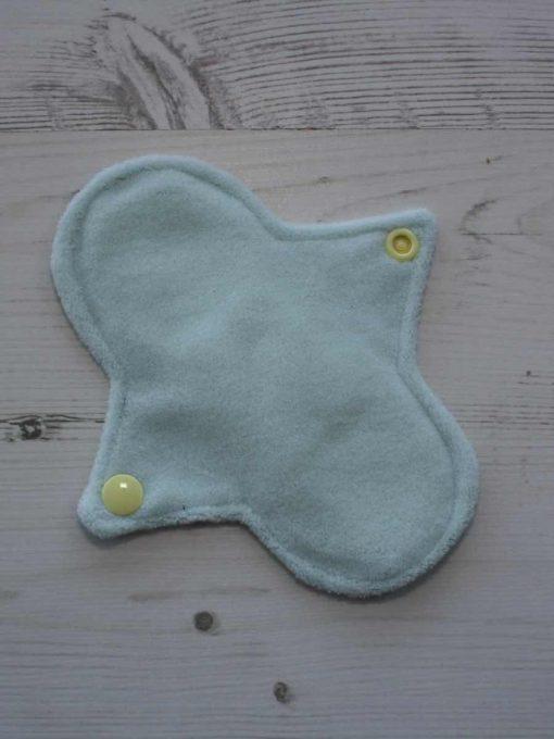 6-inch-Regular-Flow-cloth-menstrual-pad-Day-of-the-Dead-Aqua-Cotton-and-Mint-Wind-Pro-Fleece-Luna-Landings-Sub_3