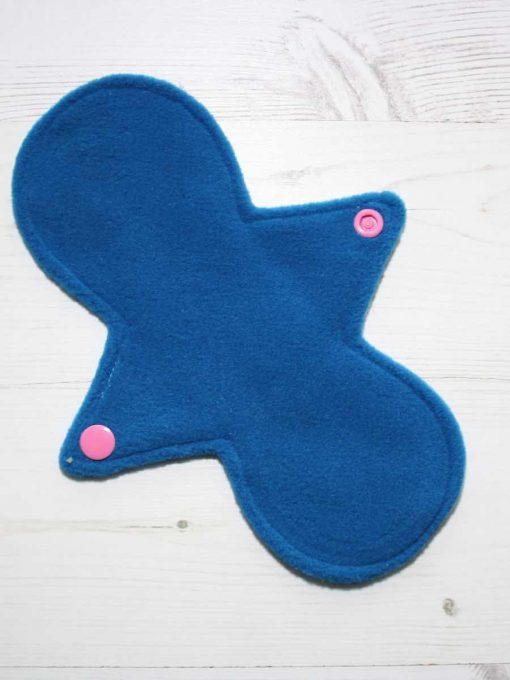 8″ Liner cloth pad | Empire Day of the Dead Cotton Jersey | Blue Wind Pro Fleece | Luna Landings | Slim Sub 3
