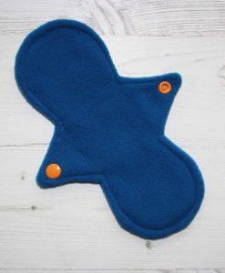 8″ Liner cloth pad | Large Planets Cotton | Blue Wind Pro Fleece | Luna Landings | Slim Sub 3