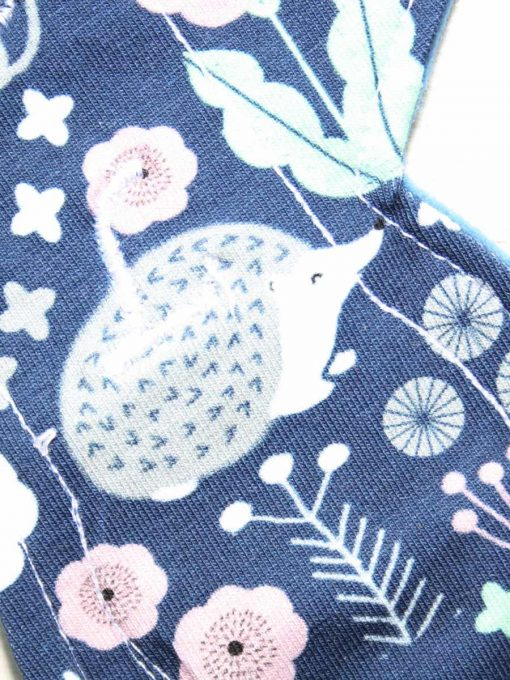 8″ Liner cloth pad   Woodland Cotton Jersey   Blue Wind Pro Fleece   Luna Landings   Slim Sub 2