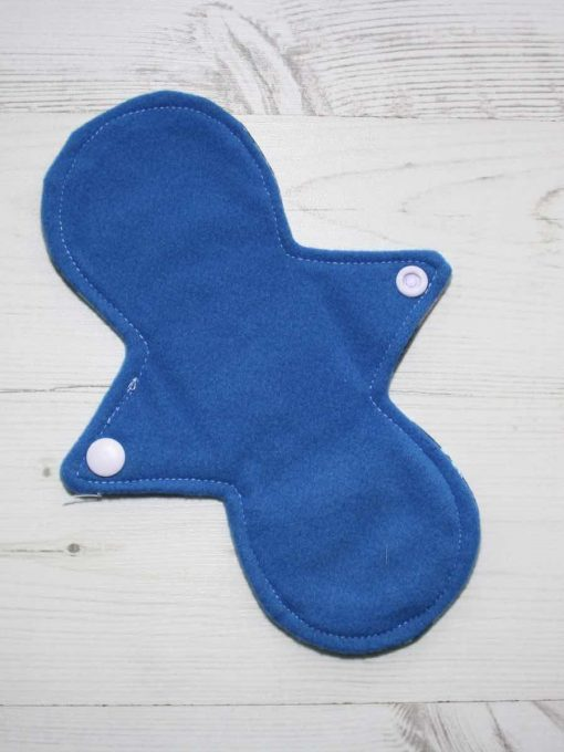 8″ Liner cloth pad   Woodland Cotton Jersey   Blue Wind Pro Fleece   Luna Landings   Slim Sub 3