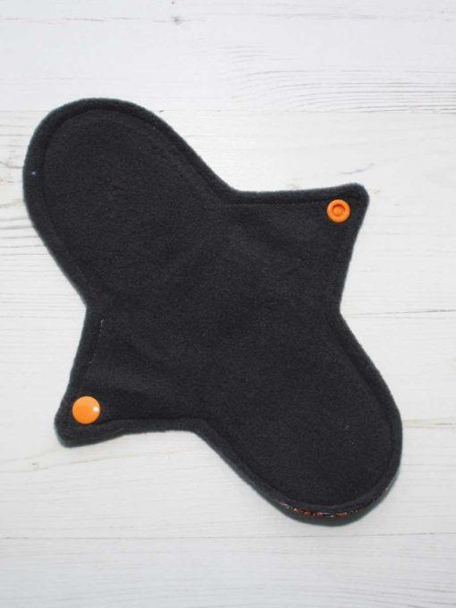 9″ Regular Flow cloth pad | Rogue One Cotton | Grey Wind Pro Fleece | Luna Landings | Sub