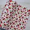 Strawberry Patch - Reusable Kitchen Roll - Set of 6