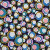 Custom made reusable cloth menstrual sanitary pad (CSP) | Fabric: Top layer - Cotton Jersey, Design: Hexadot
