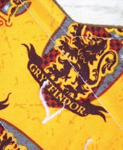 11″ Regular Flow cloth pad | Gryffindor Cotton Jersey | Brown Wind Pro Fleece | Luna Landings | Sub