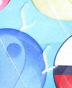 "11"" Regular Flow cloth pad | PokeBalls Cotton Jersey | Mint Wind Pro Fleece | Luna Landings | Sub"