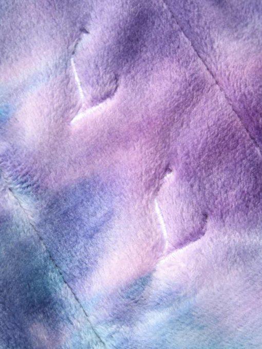"14"" Heavy Flow cloth pad | Mystic Potion Plush | Aqua Soft Shell | Luna Landings | Double Flare"