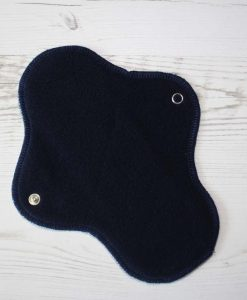 8-inch-Regular-Flow-cloth-menstrual-pad-Cactus-on-White-Cotton-Jersey-and-Navy-Polar-Fleece-Aunt-Irmas-Curvy-Moonglow_3