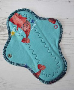 8-inch-Regular-Flow-cloth-menstrual-pad-Fishtail-Blue-Cotton-Jersey-and-Navy-Polar-Fleece-Aunt-Irma's-Curvy-Moonglow_1