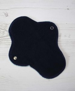 8-inch-Regular-Flow-cloth-menstrual-pad-Fishtail-Blue-Cotton-Jersey-and-Navy-Polar-Fleece-Aunt-Irma's-Curvy-Moonglow_3