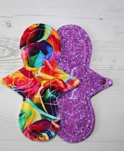 "Cloth Pad Starter Set - 2 x 9"" Liner 