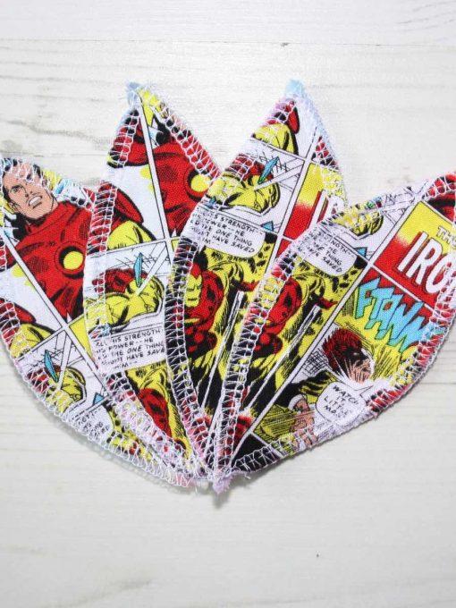 Ironman Interlabial pads - set of 4