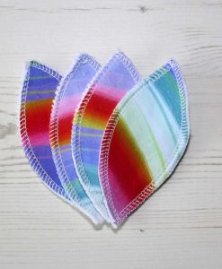 Spectral Waves Interlabial pads - set of 4
