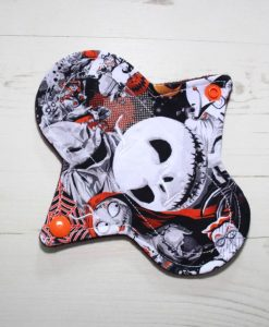 "6"" Light cloth pad 