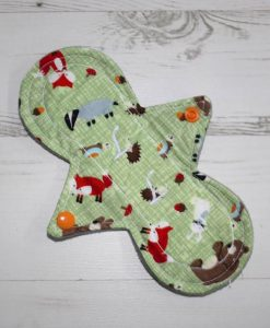 "8"" Liner cloth pad 